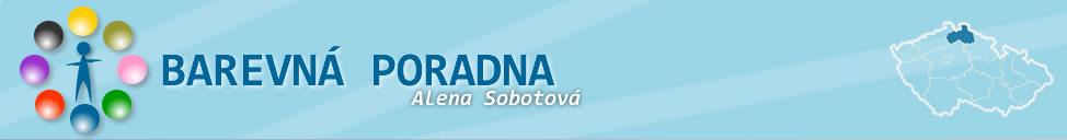 Barevná poradna - Alena Sobotová
